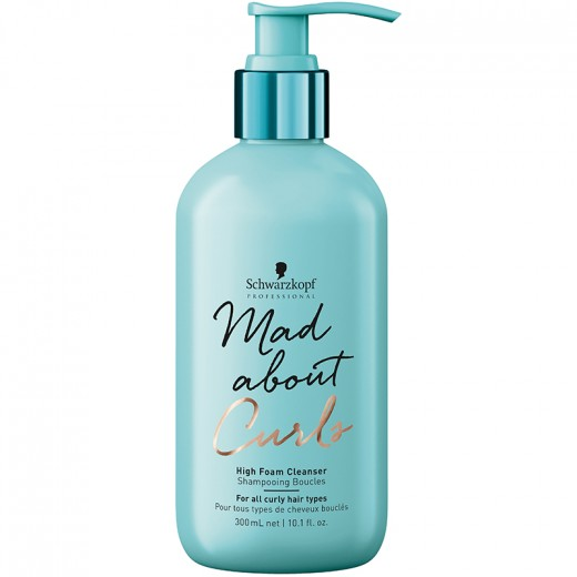 Schwarzkopf Shampooing boucles Mad About Curls 300ML, Cosmétique