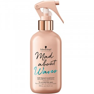 Schwarzkopf Spray-baume ondulations Mad About Waves 250ML, Spray cheveux