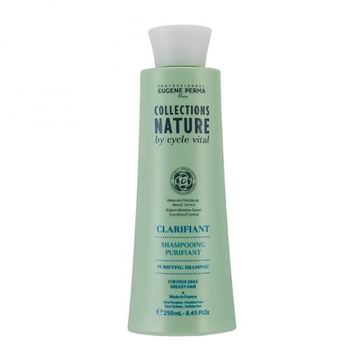 Shampooing  clarifiant purifiant cycle vital eugène perma 250ml