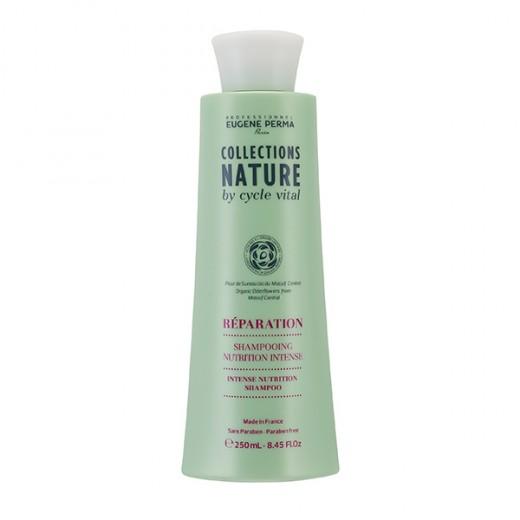 Eugène Perma Shampooing nutrition intense Cycle Vital 250ML, Shampoing naturel