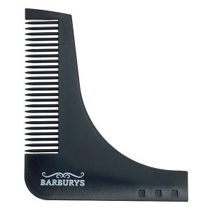 Peigne de modelage à barbe