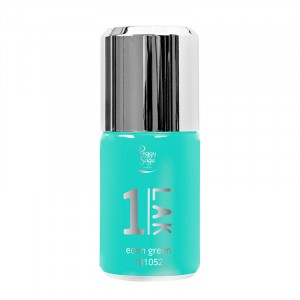 Peggy Sage Vernis semi-permanent 1-LAK Summer - Eden green 10ML, Vernis semi-permanent couleur