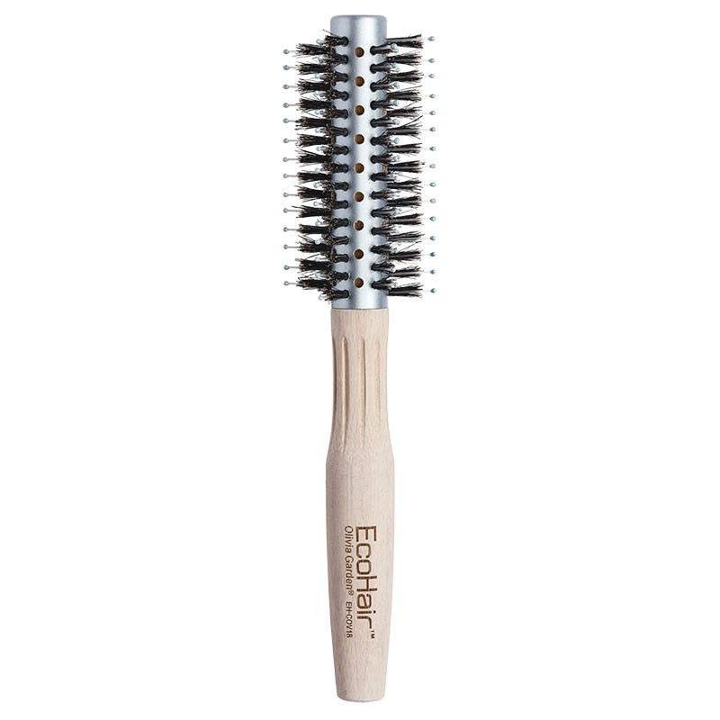 Olivia Garden Brosse ronde EcoHair Collection Combo 18mm, Brosse brushing