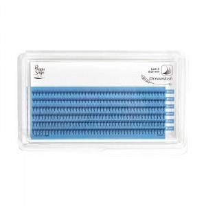 Peggy Sage Extension de cils de soie 6D  - courbe extrême 007 x 8-10-12mm, Extensions de cils