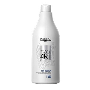 L'Oréal Professionnel Spray fix design Tecni.art 750ML, Spray cheveux