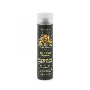 Barberstation Shampoing cheveux et barbe 250ML, Shampoing