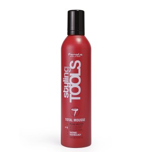 Fanola Mousse extra forte Styling Tools 400ML, Mousse coiffante
