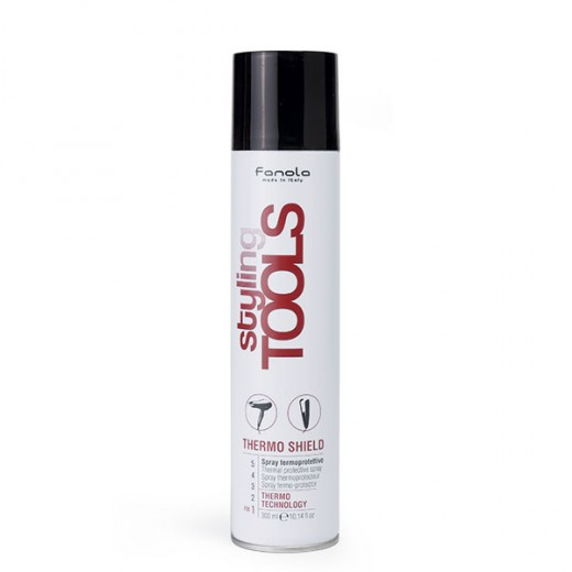 Fanola Spray thermo-protecteur Styling Tools 300ML, Spray cheveux