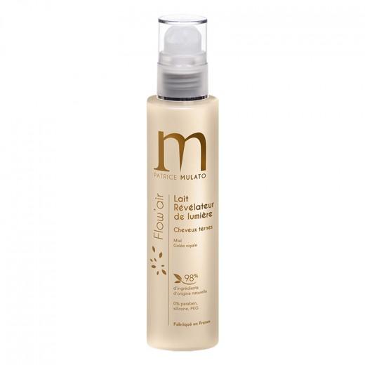 Mulato Soin lait lumière au miel Flow'air 200ML, Soin naturel