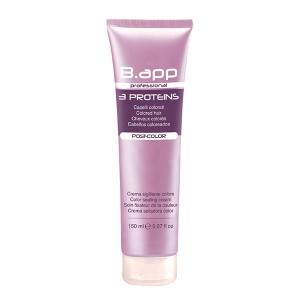 B-App Soin fixateur de couleur Post-color 150ML, Masque cheveux