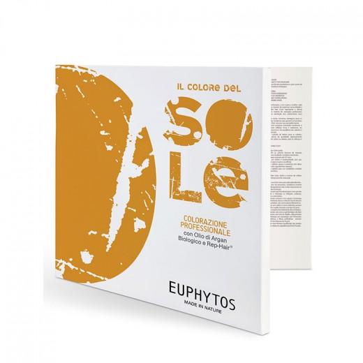 Euphytos Nuancier Il Colore del sole - 67 nuances, Nuancier