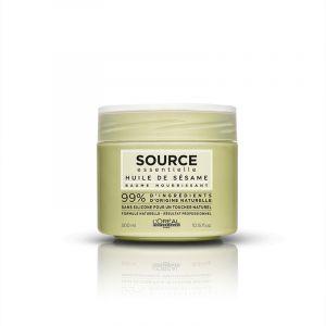L'Oréal Professionnel Baume masque nourrissant Source Essentielle 300ML, Soin naturel