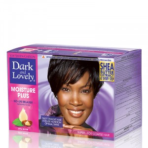 Soft Sheen.Carson Kit défrisage super Dark & Lovely 500ML, Produit défrisage