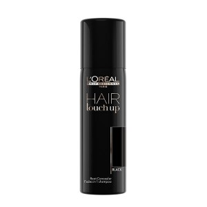 L'Oréal Professionnel Hair touch up Black 75ML, Spray racine