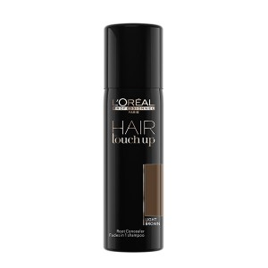 L'Oréal Professionnel Hair touch up Light rown 75ML, Spray racine