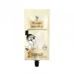 Masque lissant visage - Peel off or