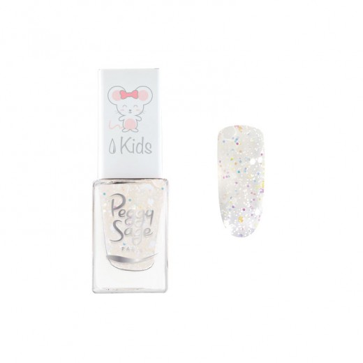 Peggy Sage Vernis à ongles Bianca - Kids 5ML, Vernis à ongles couleur