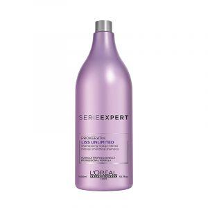L'Oréal Professionnel Shampooing lissage intense Liss Unlimited 1500ML, Cosmétique
