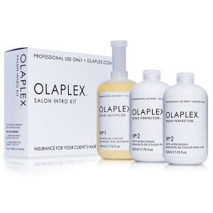 Olaplex Kit Salon (3x525ml) 1575ML, Additif