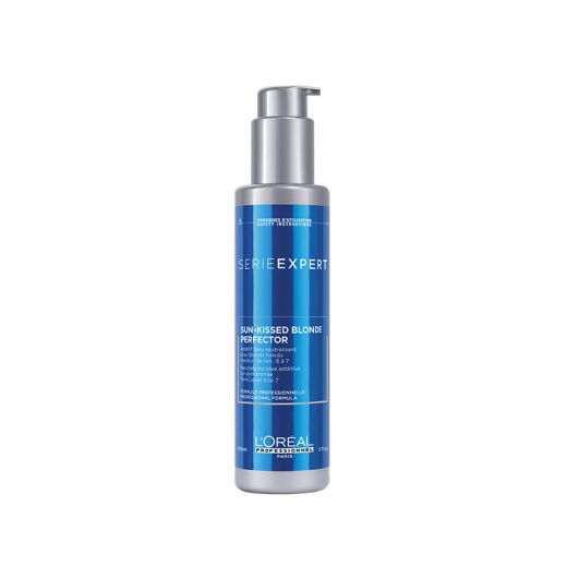 L'Oréal Professionnel Additif bleu neutralisant Sun-Kissed Blonde Perfector 150ML, Masque cheveux