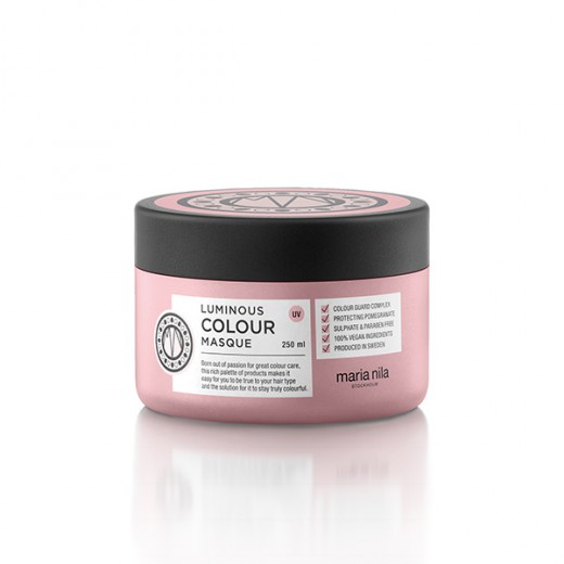 Maria Nila Masque cheveux colorés Luminous Colour 250ML, Masque cheveux