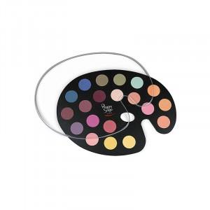 Palette peintre make-up vide