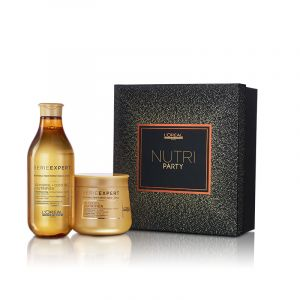 Coffret Nutri Party (1 shampooing & 1 masque Nutrifier)