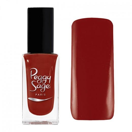 Peggy Sage Vernis à ongles Laqué Royan 11ML, Vernis à ongles couleur