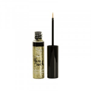 Eyeliner pailleté You rock - Soft rock Or