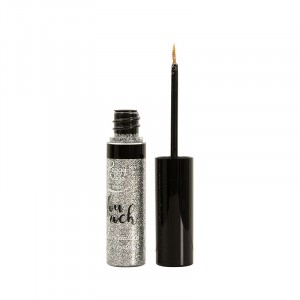 Peggy Sage Eyeliner pailleté You rock - Rock fusion Argenté 6ML, Eyeliner