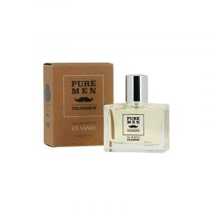 Pure Men Tolerance Eau de parfum Homme - Classic 50ML, Homme