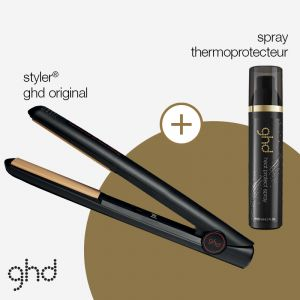 Pack styler® ghd original + spray thermoprotecteur
