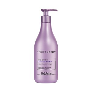Shampooing lissage intense Liss Unlimited