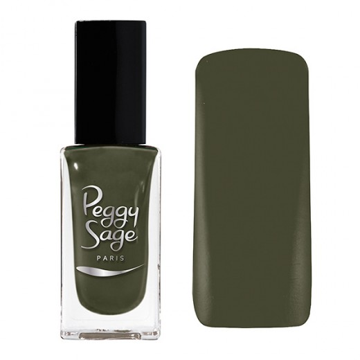 Vernis à ongless casual kaki peggy sage 11ml