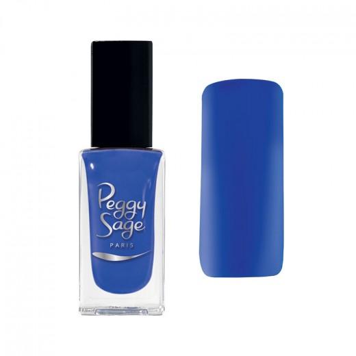 Peggy Sage Vernis à ongles Laqué Blue temptation 11ML, Vernis à ongles couleur