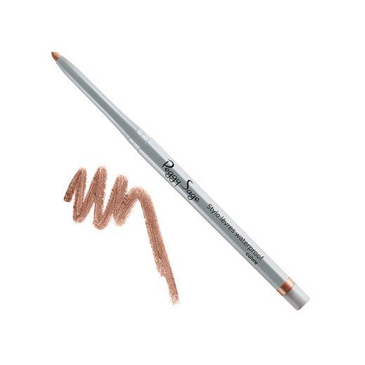 Peggy Sage Crayon à lèvres waterproof - Cuivré 0.28g, Crayon à lèvres