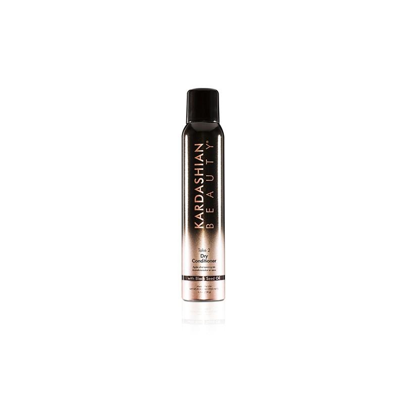 Kardashian Beauty Après-shampooing sec à l'huile de cumin noir 150gr, Spray cheveux