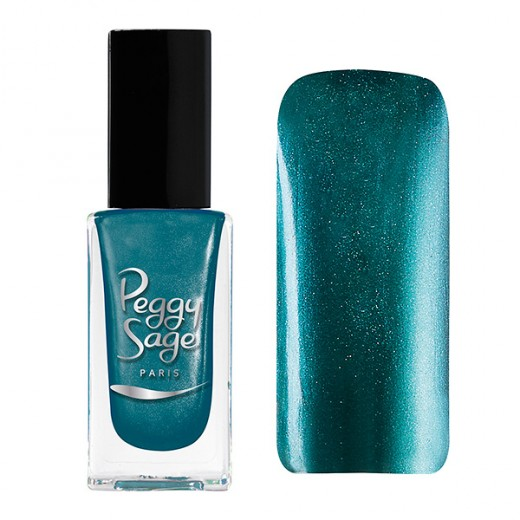 Vernis à ongless lagoon dive peggy sage 11ml