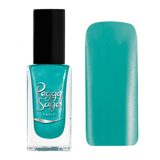 Vernis à ongless surfin green peggy sage 11ml