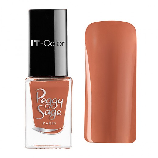 Peggy Sage Mini vernis à ongles IT-Color Madeleine 5ML, Vernis à ongles couleur