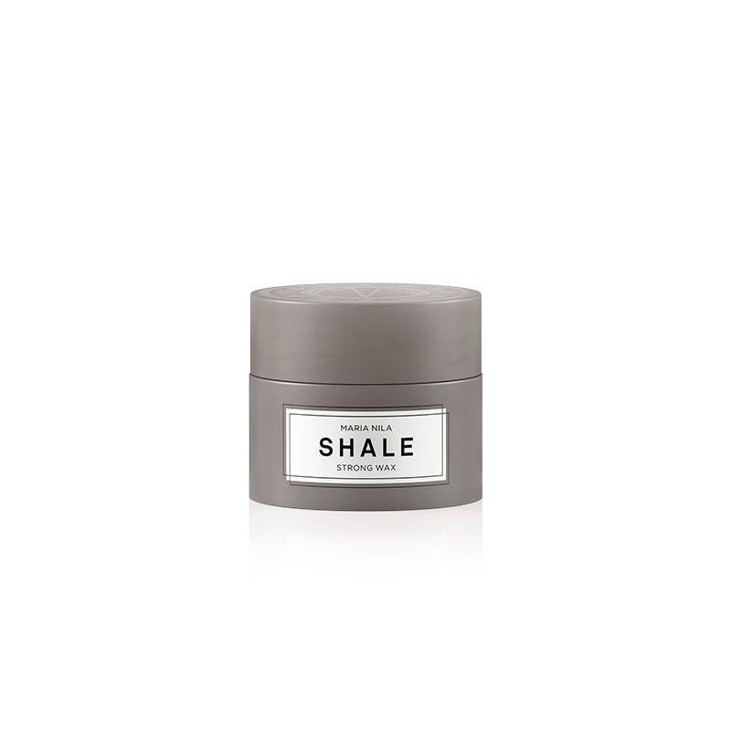 Maria Nila Cire coiffante fixation forte Shale - Strong Wax 50ML, Cire cheveux