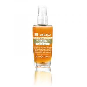 B-App Cristal liquide volumisant huile d'argan et elastine 50 ml 50ML, Sérum