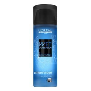 L'Oréal Professionnel Cire Wet extrême splash Tecni.art 150ML, Gel