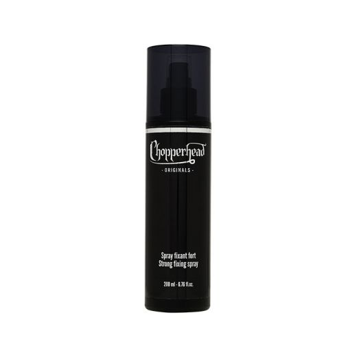 Chopperhead Spray fixant fort - Strong fixing spray 200ML, Cheveux