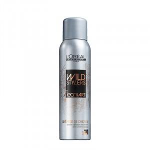 L'Oréal Professionnel Spray fixant effet crinière sauvage Crêpage de chignon Tecni.Art 200ML, Spray cheveux