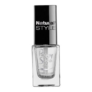 Peggy Sage Top coat protecteur Natural'Style 5ML, Top & base coat