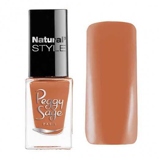 Vernis à ongles ambre natural' style peggy sage 5ml