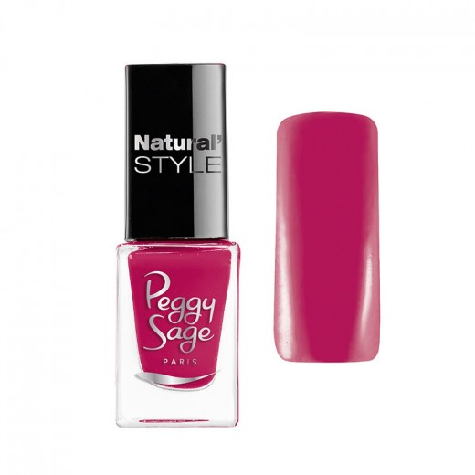 Peggy Sage Mini vernis à ongles Natural'Style Daisy 5ML, Vernis à ongles couleur