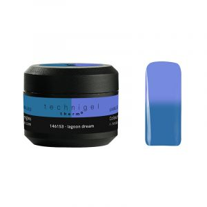 Peggy Sage Gel UV&LED de couleur Thermo - Lagoon dream 5g, Gel couleur