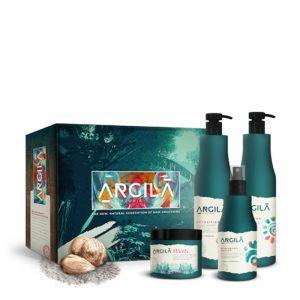 Argila Amazonia Kit lissage a l'argile Argila Edition spéciale 2800ML, Kit lissage brésilien